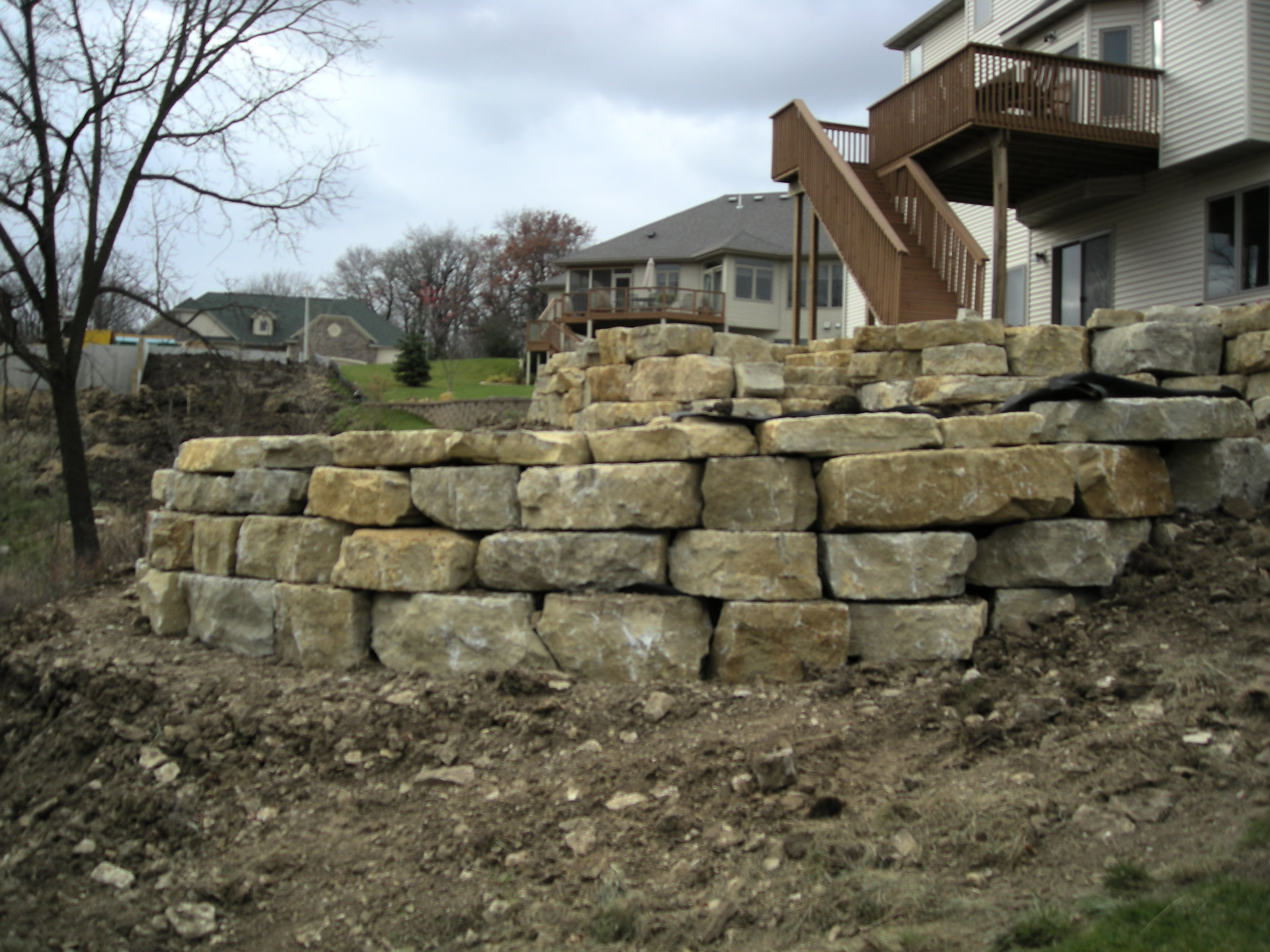Landscaping Boulders Mn : Landscape boulders walls imgkid the image kid has it